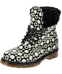 9fe39f1037 HEINE Kotníkové topánky s kožušinou