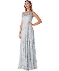 CITYGODDESS Společenské šaty Chloé šedé 8cd0d4ed00