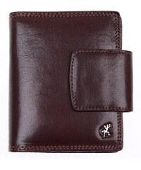 Dámská kožená peněženka Cosset 4404 Komodo hnědá 13c47f887c