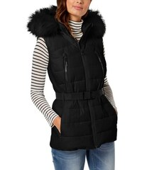 Michael Kors luxusní zimní vesta s kapucí 884f5d986d
