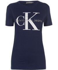 Dámské triko Calvin Klein Short Navy c515614ab1