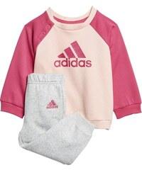 ADIDAS Ružové Detské oblečenie - Glami.sk 0909ff40946
