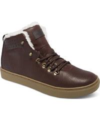 89f6d126a8f Quiksilver Boty Jax Brown Brown Brown AQYS100014-XCCC