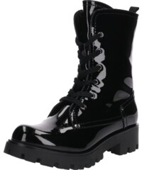 01235a89ff8a BUFFALO Šnurovacie členkové čižmy  SKYLIGHT  čierna