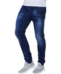 c38f374dc92 Ombre Clothing Pánské riflové kalhoty Julius modré