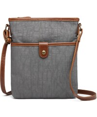 Miss Lulu Crossbody ML Grey a7bca14654