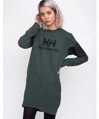 bbde3c0e65f0 Helly Hansen Sweat Dress Mountain Green Melange