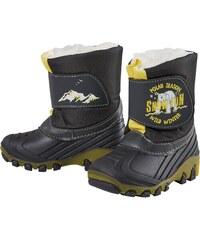 LUPILU Chlapecké blikající zimní boty 7f7036c766