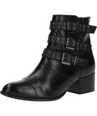 62645b173f Pepe Jeans Členkové čižmy  Waterloo Berlin  čierna