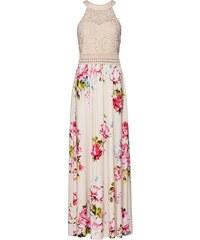 bonprix Letní šaty s květovým vzorem a krajkou db4fad2178