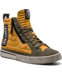 Sneakersy DIESEL - D-Velows Mid Patch Y01819 P1833 T2117 Mineral Yellow c84fff3ad1