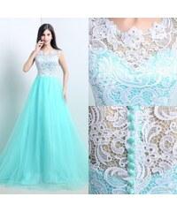 42233b824012 Donna Bridal Luxusní společenské a plesové šaty z řady DB 1444-044