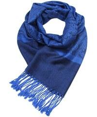 b830c93abf0 Tmavě modré dámské šály a šátky