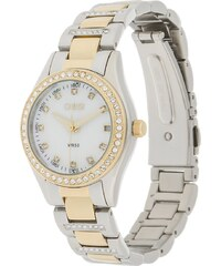 CHRIST Uhr silber/gold
