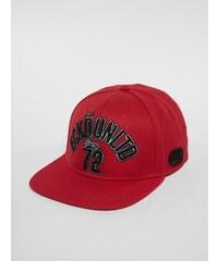 Ecko Unltd.   Snapback Cap North Redondo in red d22e6c3d93