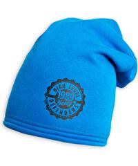 Chlapecká zimní čepice YETTY HIGH LEVEL modrá 12e4b836d9