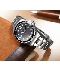 Tchibo Pánské náramkové hodinky z ušlechtilé oceli 959142e50c