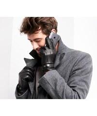 250565a031b Tchibo Kožené rukavice