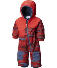 39a68227013 Columbia Chlapecká kombinéza Hot-Tot Suit Red Spark Geo Print - šedo-červená