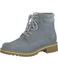 Tamaris Elegantní dámské kotníkové boty 1-1-25242-29-802 Denim b13e379852