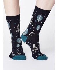d0ca6ad00ba Thought Bambusové ponožky Erskie (tmavě modrá)