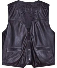 Pánská kožená vesta (46104164) Kara 180adf5f63d