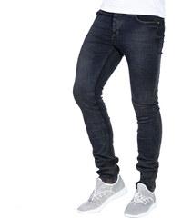 Repablo Pánské jeansové kalhoty Corey tmavě modré 25dae82de3