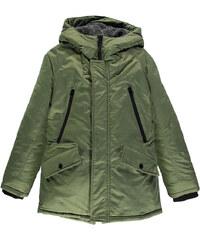 Chlapčenská zimná bunda KILPI JACKYL-JB Svetlo zelená - Glami.sk a88e14f1821