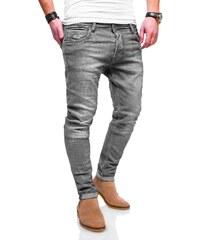 baf1d50d802 MyTrends Pánské džíny Slim Fit JN-3502