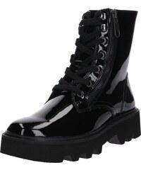 7d71d902af Calvin Klein Jeans Šnurovacie členkové čižmy  DIAHNE  čierna