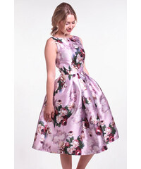 fa96d2f46f12 Chi-Chi London kvetované šaty