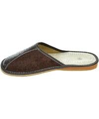 5d56329616f John-C Papuče Pánske kožené papuče BELLA John-C
