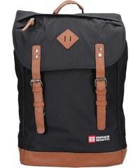 8559f78b01 Pánský trendy batoh Enrico Benetti Zole - černá