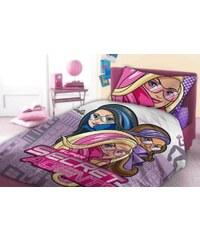 Barbie ágyneműhuzat secret 160x200cm 70x80cm 4a9177d932