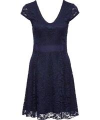 114ddd487a6d bonprix Žerzejové šaty s krajkou