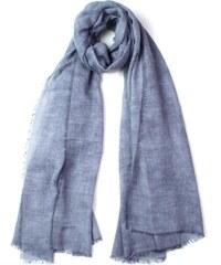 Fraas pastelově modrý šátek jednobarevný 190 90 72e45dfa95e