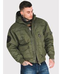 e6f86da6ae31 Pánska zimná bunda Amstaff Conex Winterjacket Olive