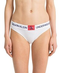 9b3cdd4201 Biele prémiové nohavičky od Calvin Klein - Glami.sk