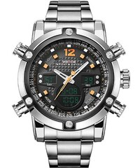 Pánske hodinky WEIDE 5205 oranžové 8335603011b