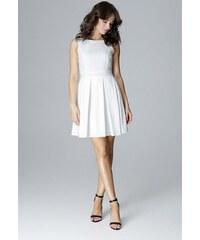 df5ffe880f3d LENITIF Ľahké romantické šaty K465 Pink - Glami.sk