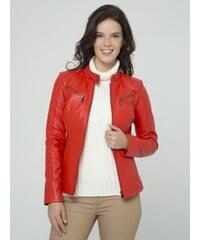 Sir Raymond Tailor Bőr dzsekik MAS-SI5751327 Piros 5be307a418