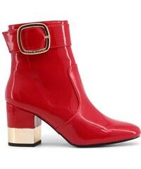 e8b22a8d37f Laura Biagiotti Kotníkové boty na podpatku