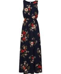 d30a9ab47617 Mela London Společenské šaty  PRINTED MAXI DRESS  námořnická modř   mix  barev