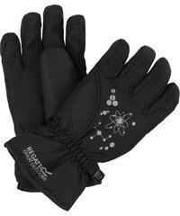 4b04e9597 Detské lyžiarske rukavice Regatta ARLIE II Čierna