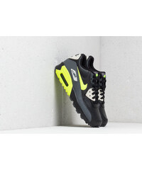 8d33f7865f4 Nike Air Max 90 Leather (GS) Dark Grey  Vold-Black