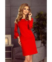 c8b598299086 Numoco Dámske šaty MARGARET - červené