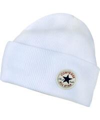Converse Čepice Tall Cuff Watchcap Knit Converse White 571724700c