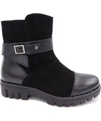 Barton dámské boty na platformě - Glami.cz 983739bede