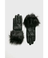 dccefb15aab Pieces - Kožené rukavice Kim