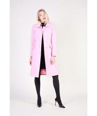 Růžové na knoflíky dámské bundy a kabáty - Glami.cz e0ab9556213